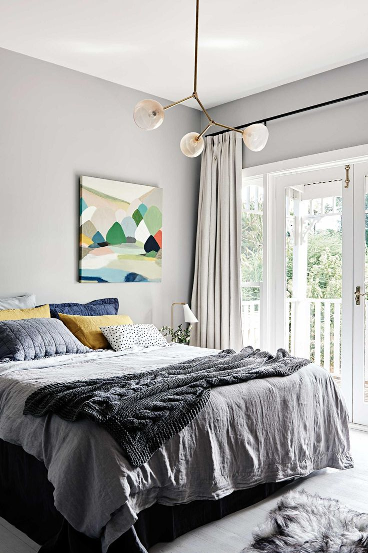 Let your art take center stage  Beautiful Bedroom Ideas