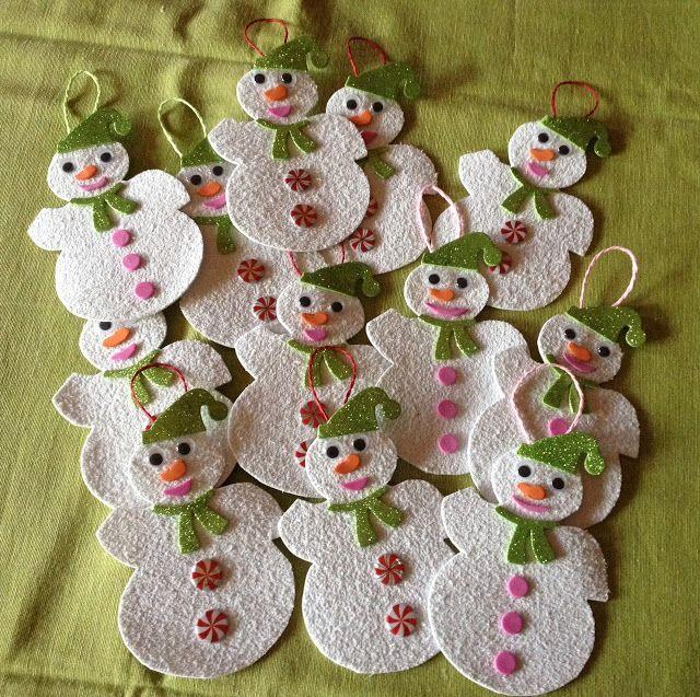 Decorazioni Per Albero Di Natale Fai Da Te Ns91