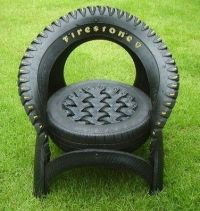 25+ best Tire chairs ideas on Pinterest | Tyre chairs ...