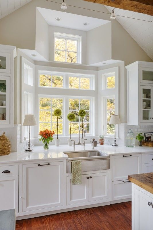 25+ best ideas about Kitchen Bay Windows on Pinterest
