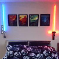 25+ best ideas about Star Wars Bedroom on Pinterest   Star ...