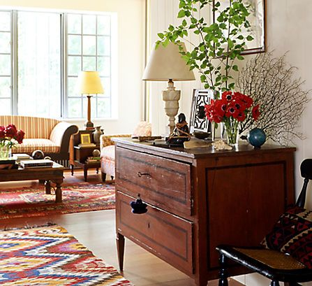 17 Best images about Layering multiple rugs on Pinterest