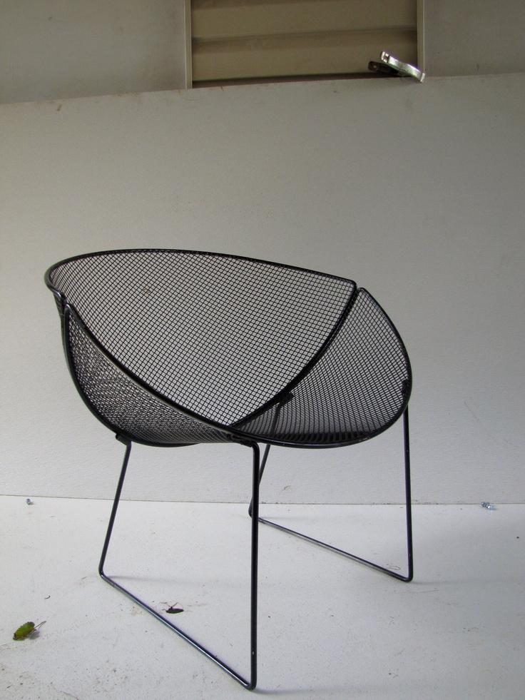 31 Brilliant Metal Mesh Patio Chairs  pixelmaricom