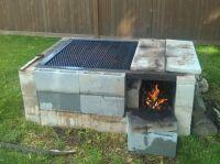 17 Best ideas about Cinder Block Fire Pit on Pinterest ...