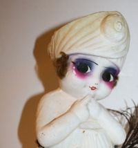 122 best images about Chalkware Figurines on Pinterest