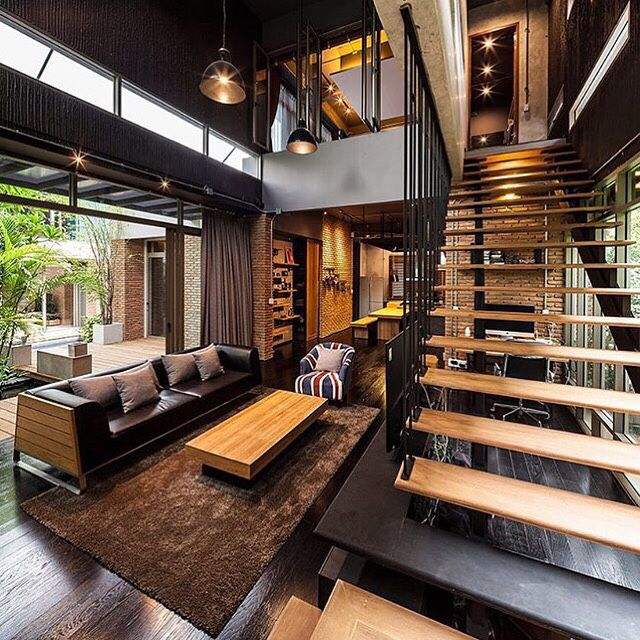 25 Best Ideas About Loft House On Pinterest Loft Interiors