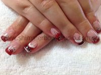 17 Best images about Christmas Nails on Pinterest | Nail ...