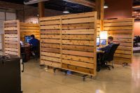 25+ best ideas about Office room dividers on Pinterest