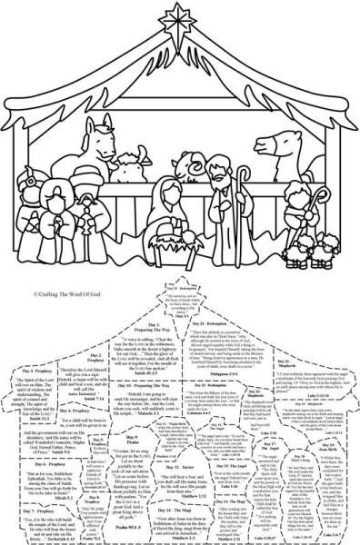 701 best images about Simple Nativity Crafts for Kids on
