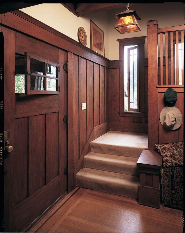 Best 25 Craftsman home interiors ideas on Pinterest