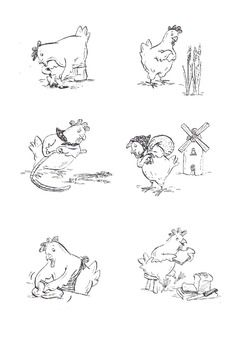 17 Best images about Little Red Hen Unit Study on