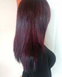 25+ Best Ideas about Black Cherry Hair Color on Pinterest ...