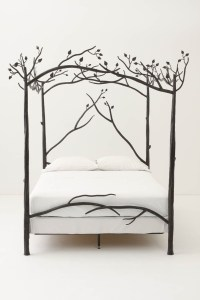Forest Canopy Bed | Beautiful, Tree bed and I love