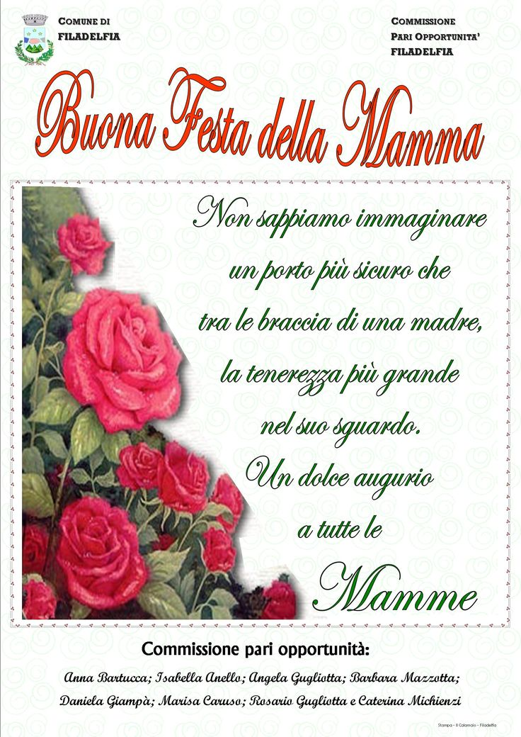 261 Best Images About Auguri Mamma & Papà On Pinterest
