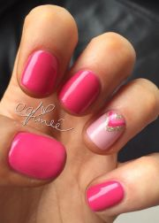 summer shellac nails ideas