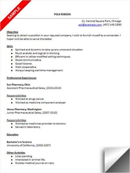 resume sample in engineering