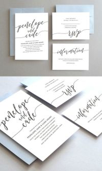 25+ best ideas about Wedding invitations on Pinterest ...