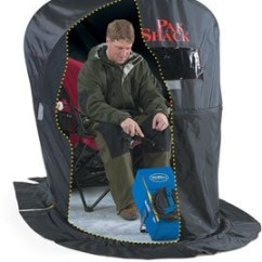 Portable Hunting Chair Fatboy Bean Bag Chairs Canada 1000+ Ideas About Ice Fishing Shelters On Pinterest | Shanty, Equipment ...