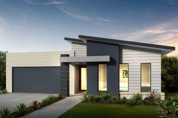 Contemporary Single Story House Facades Australia