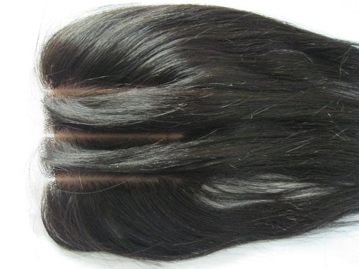 3 Part closure or silk base closure  braid pattern  Pinterest  Silk Or and Love this