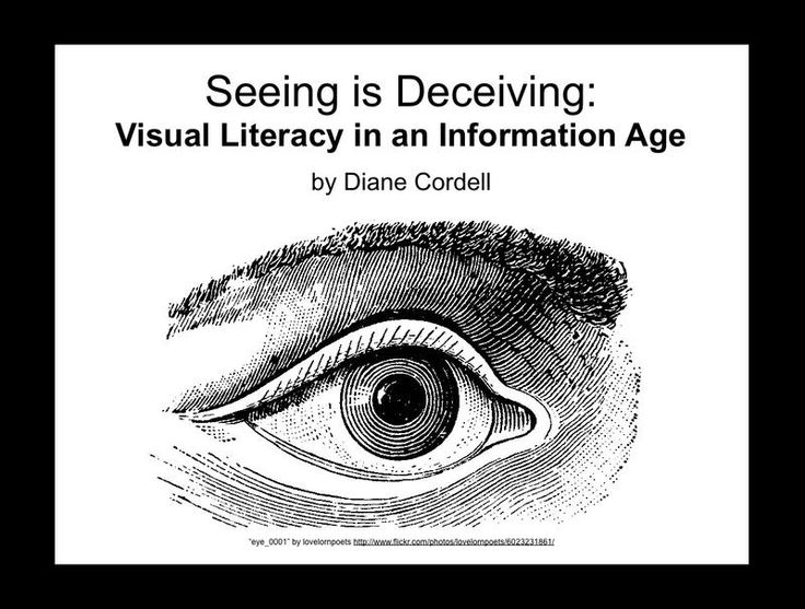 17 Best images about Visual Literacy on Pinterest