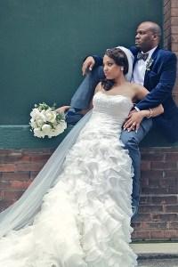 This user had a Harlem Renaissance themed wedding. Her ...