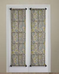 Best 20+ Front door curtains ideas on Pinterest | Door ...