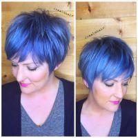 17 Best ideas about Dyed Pixie Cut on Pinterest   Pixie ...