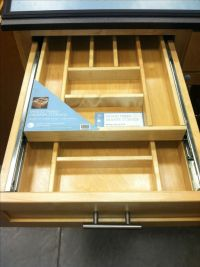 Double-layer drawer organization or tool drawer, junk ...