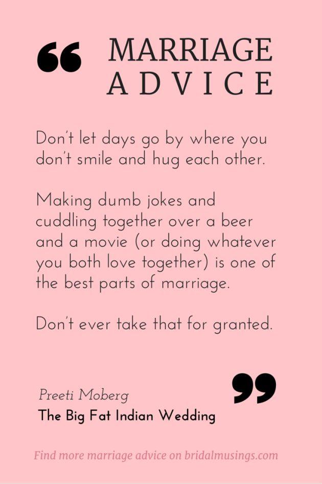 Best Wedding Advice Quotes