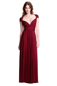 96 best Top 50 Ruby-Red Bridesmaid Dresses images on Pinterest