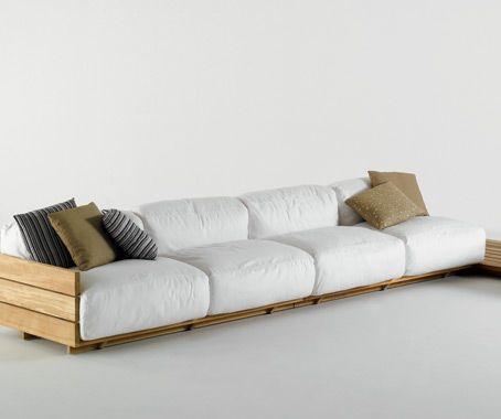 17 Best ideas about Pallet Sofa on Pinterest