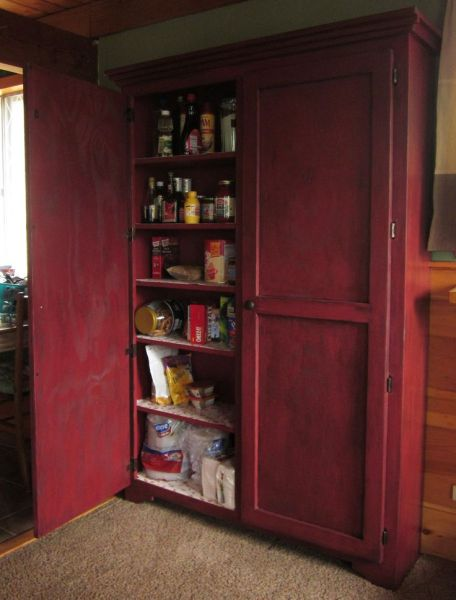 diy kitchen pantry cabinet Kitchen Pantry Woodworking Plans - WoodWorking Projects
