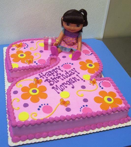 Dora Explorer 2nd Birthday