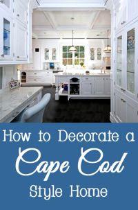 Best 20+ Cape cod decorating ideas on Pinterest | Cape ...