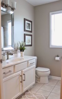 25+ Best Ideas about Neutral Bathroom on Pinterest | Diy ...