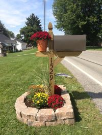 25+ best ideas about Mailbox landscaping on Pinterest ...