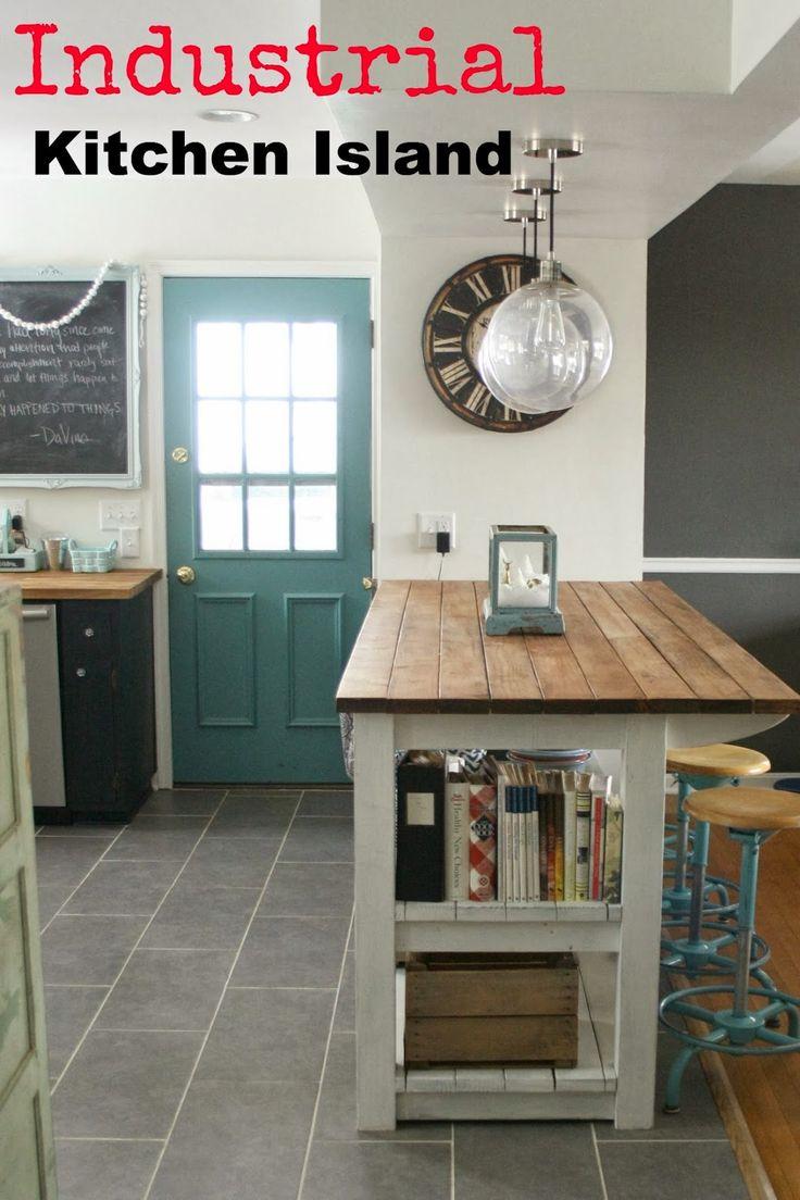 Diy Kitchen Island Bar How To Build A Kitchen Island With Breakfast