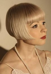 1000 ideas flapper hairstyles