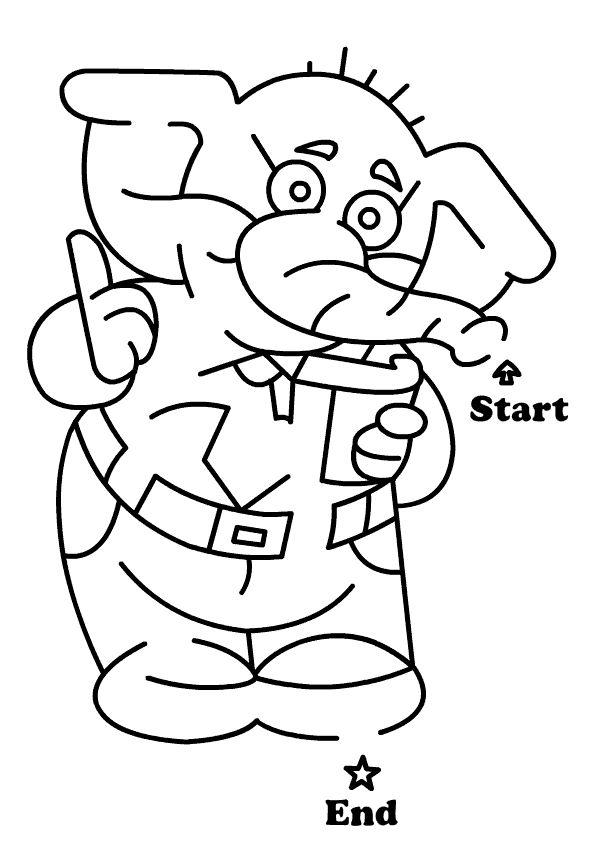 1000+ images about Preschool Theme: Elephant on Pinterest