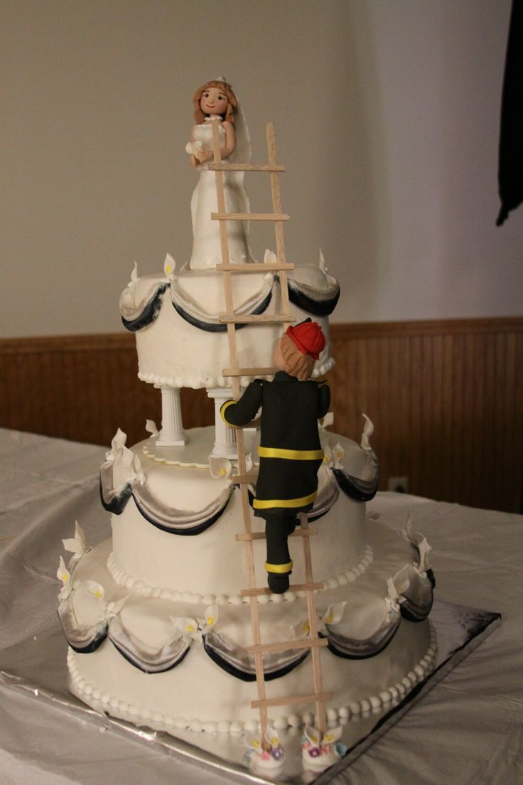 1000 images about Firefighter food on Pinterest  Firefighter cakes Firefighters and