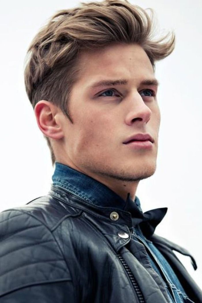 238 Best Images About Men's Hairstyles On Pinterest Young Mens