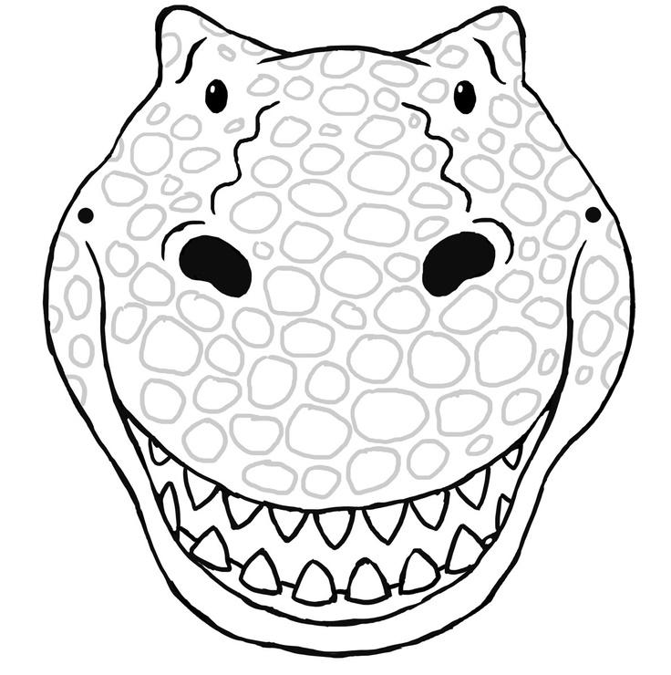 {Activities} T Rex Mask http://www.take2theweb.com/pub
