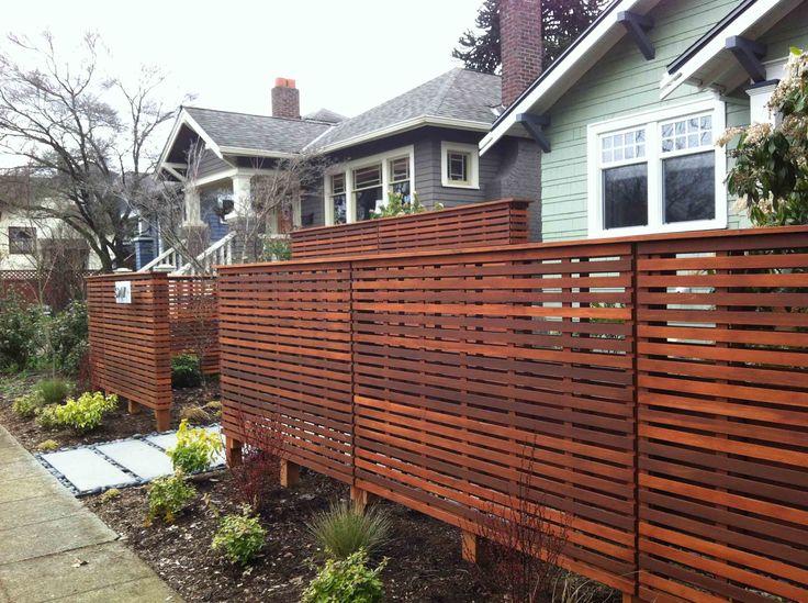 Spectacular Half Horizontal Wooden Rail Fence Ideas For