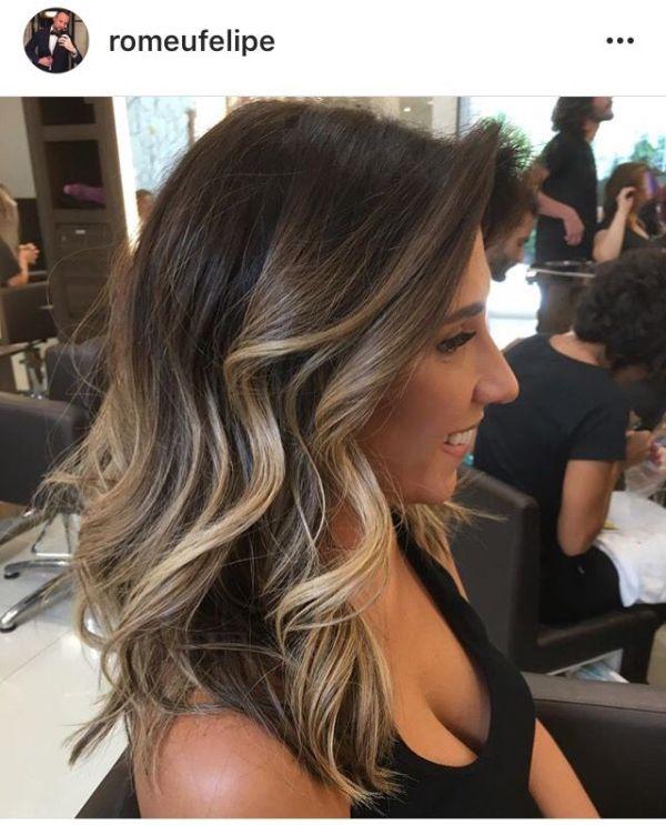 Balayage Black To Blonde Short Hair Amazing Hair Coloring