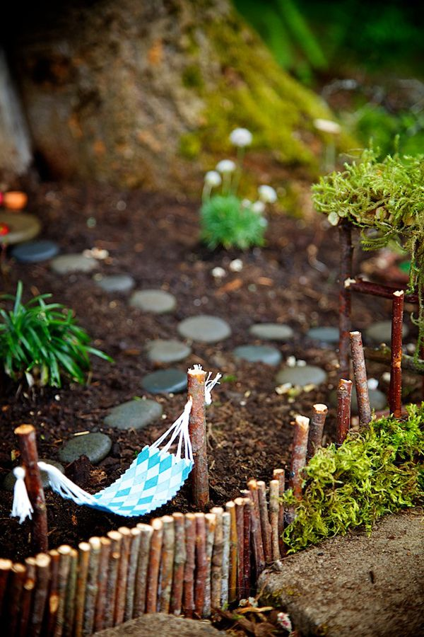 1254 Best Images About Fairy & Miniature Gardens On Pinterest
