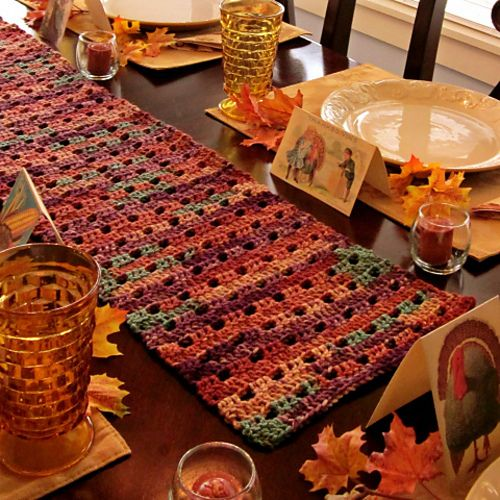 free leaf crochet pattern diagram plant stem worksheet table runner patterns - woodworking projects & plans