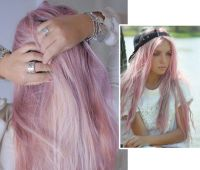 Best 25+ Temporary Pink Hair Dye ideas on Pinterest