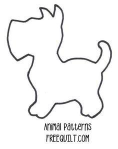224 best Applique dogs images on Pinterest