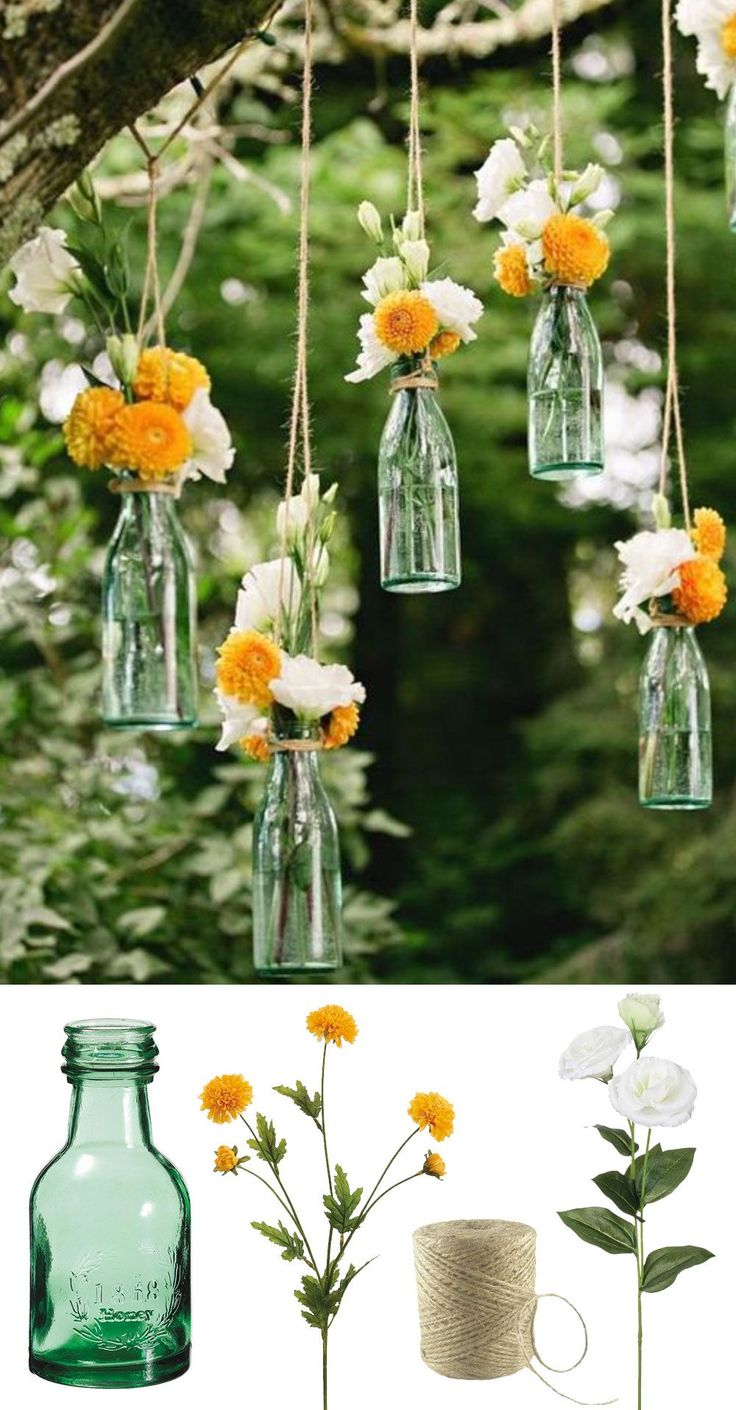 25 Best Ideas About Outdoor Wedding Decorations On Pinterest